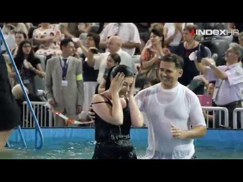 Pogledajte krštenje: Tko su Jehovini svjedoci u Hrvatskoj?