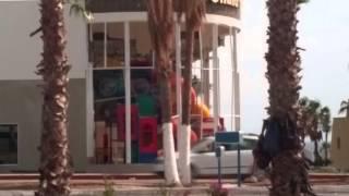 Los Cabos McDonalds Hurricane Damage