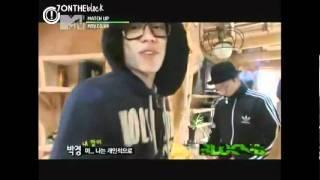 block b s leader zico is a fanboy of iu