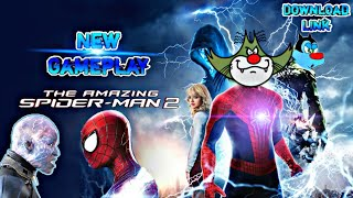 Oggy and jack plays The amazing spiderman 2 | The amazing spiderman 2 mobile