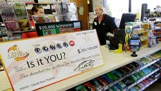 Powerball: Lotto's Scam on the Poor by the Numbers