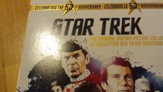 RMRoom: Star Trek 50th Anniversary Blu Ray