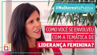 Como Luciana Batista, sócia da Bain & Company se envolveu com a temática de Liderança Feminina