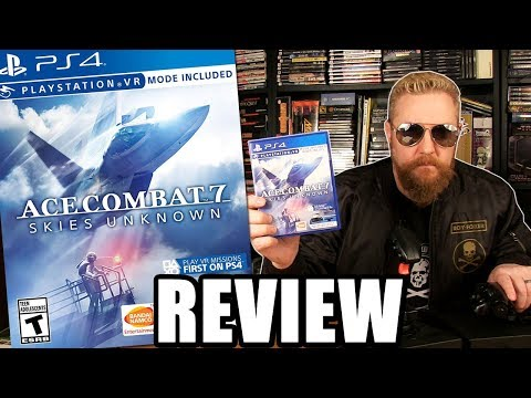ACE COMBAT 7 REVIEW - Happy Console Gamer