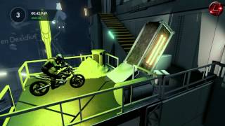 Trials Fusion | Exhibition | Chambre froide (Or)