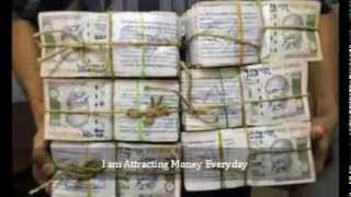 Attract Money (Indian Rupee)-Affirmations By Rajat Roy