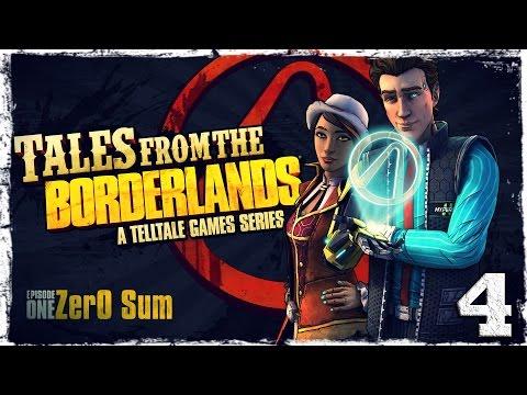 Смотреть прохождение игры Tales From The Borderlands. #4: Смертельная гонка.