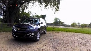 2015 Chevrolet Traverse - TEST DRIVE / REVIEW - Bowman Chevrolet