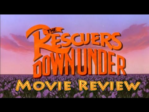 Disney Reviews: The Rescuers Down Under (1990)