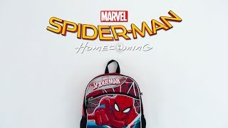 Back to School With Spider-Man, New at Walmart!