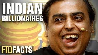 10 Richest Billionaires in India