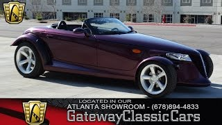 1997 Plymouth Prowler - Gateway Classic Cars of Atlanta #138