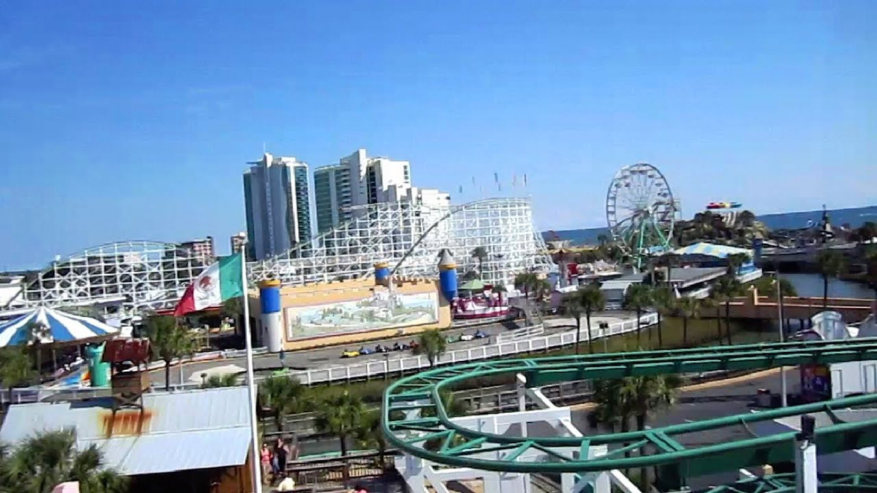 Myrtle Beach Amusement Park And Waterpark