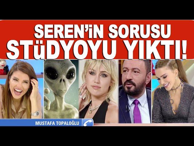 Mustafa Topaloğlu: Mıley Cyrus benim ruh ikizim