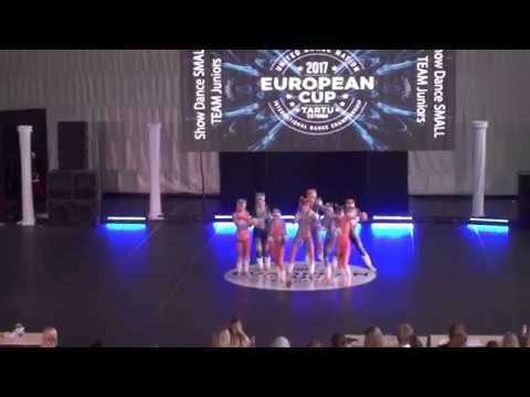 BENEFICE - Juniors B | EUROPEAN CUP 2017 | Show Dance SMALL