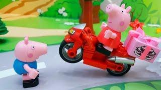 Мультики для детей с игрушками - на праздник.