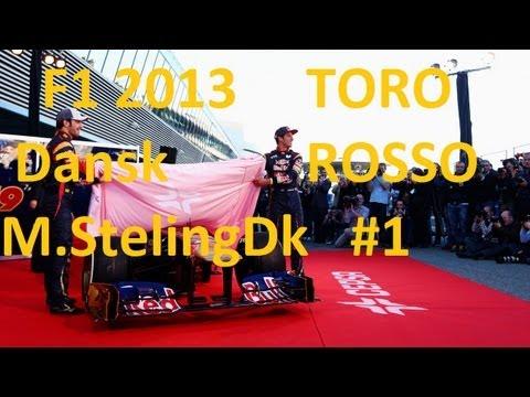 F1 2013 Career[S1EP1] [Aus][Dansk-Danish]
