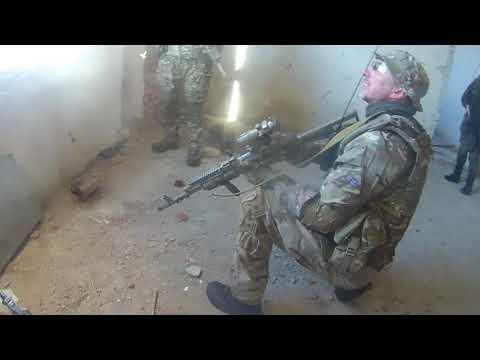 2018 01 14 IRAQ First Battle of Fallujah