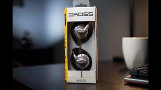 Koss KSC75 Headphones (Best 20 On Ear )