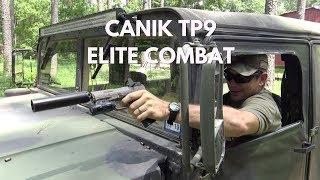 Canik TP9 Elite Combat Pistol in Depth Review