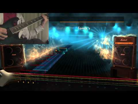 Rocksmith 2014 HD - Critical Acclaim - Avenged Sevenfold - Mastered 95% (Lead) (Custom Song)