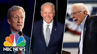 Watch 2020 Presidential Candidates React After South Carolina Primary Results | NBC News