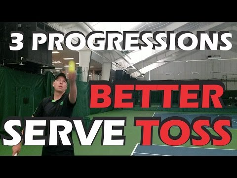 Thumbnail: Developing A Better Serve | Three Serve Toss Progressions