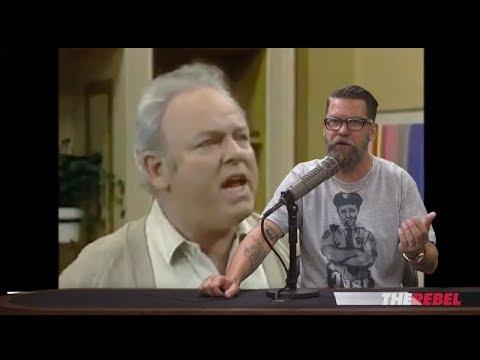 Gavin McInnes: Yeah, Trump is Archie Bunker. So?