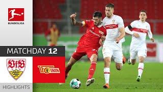 #vfbfcu | highlights from matchday 12!► sub now: https://redirect.bundesliga.com/_bwcs watch the bundesliga of vfb stuttgart vs. union berlin from...
