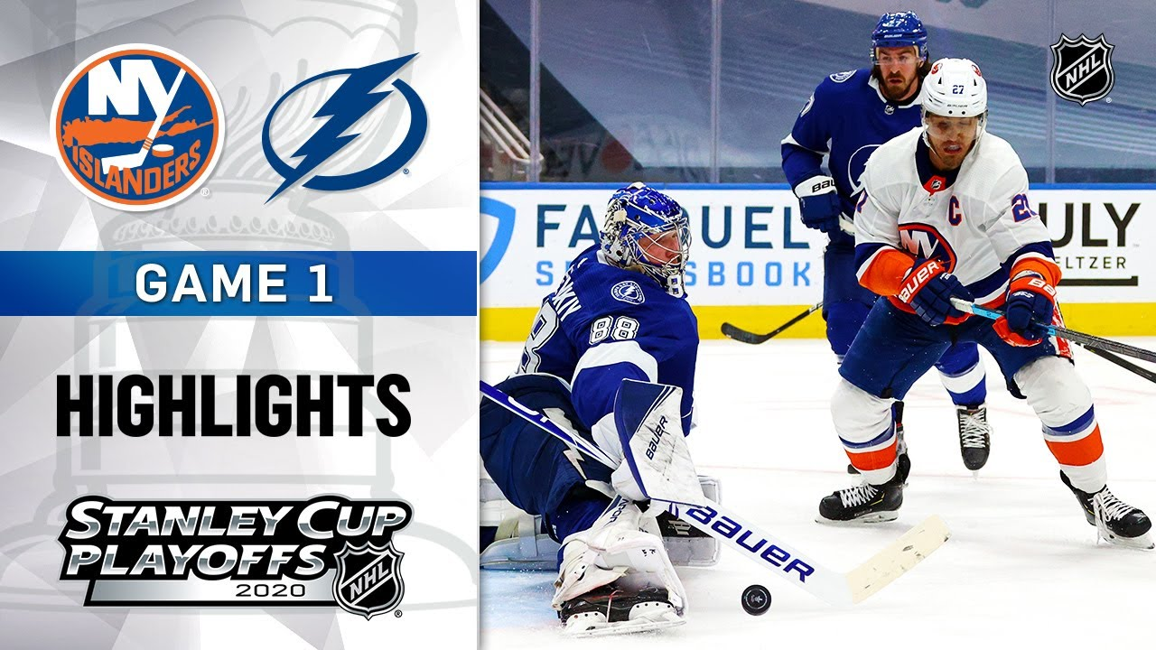 NHL Playoffs Daily 2021: New York Islanders, Tampa Bay Lightning ...