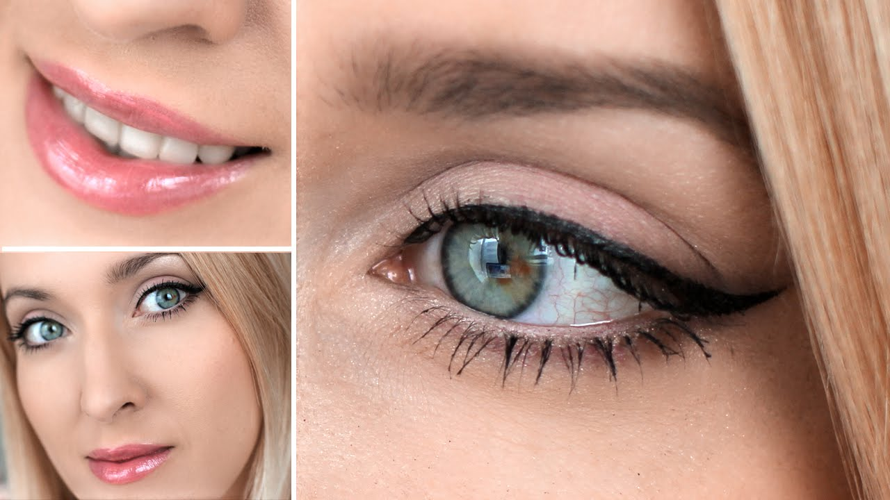 Cute Natural Looking Eye Makeup