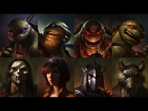 My Tmnt Movie Reboot Cast Youtube