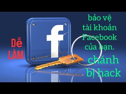 khai báo tài khoản facebook của bạn bị hack - hướng dẫn bảo vệ tài khoản Facebook, chánh bị hack !!👌👌