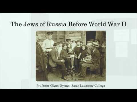 Jews of Russia Before the Holocaust Part 1