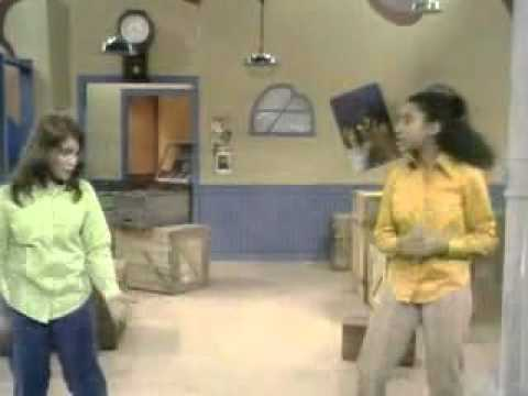 Lets Rap Denise Nickerson And Melanie Henderson The Electric Company Youtube