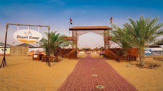 Rayna Tours Desert Safari Dubai | Dune Bashing, Be...