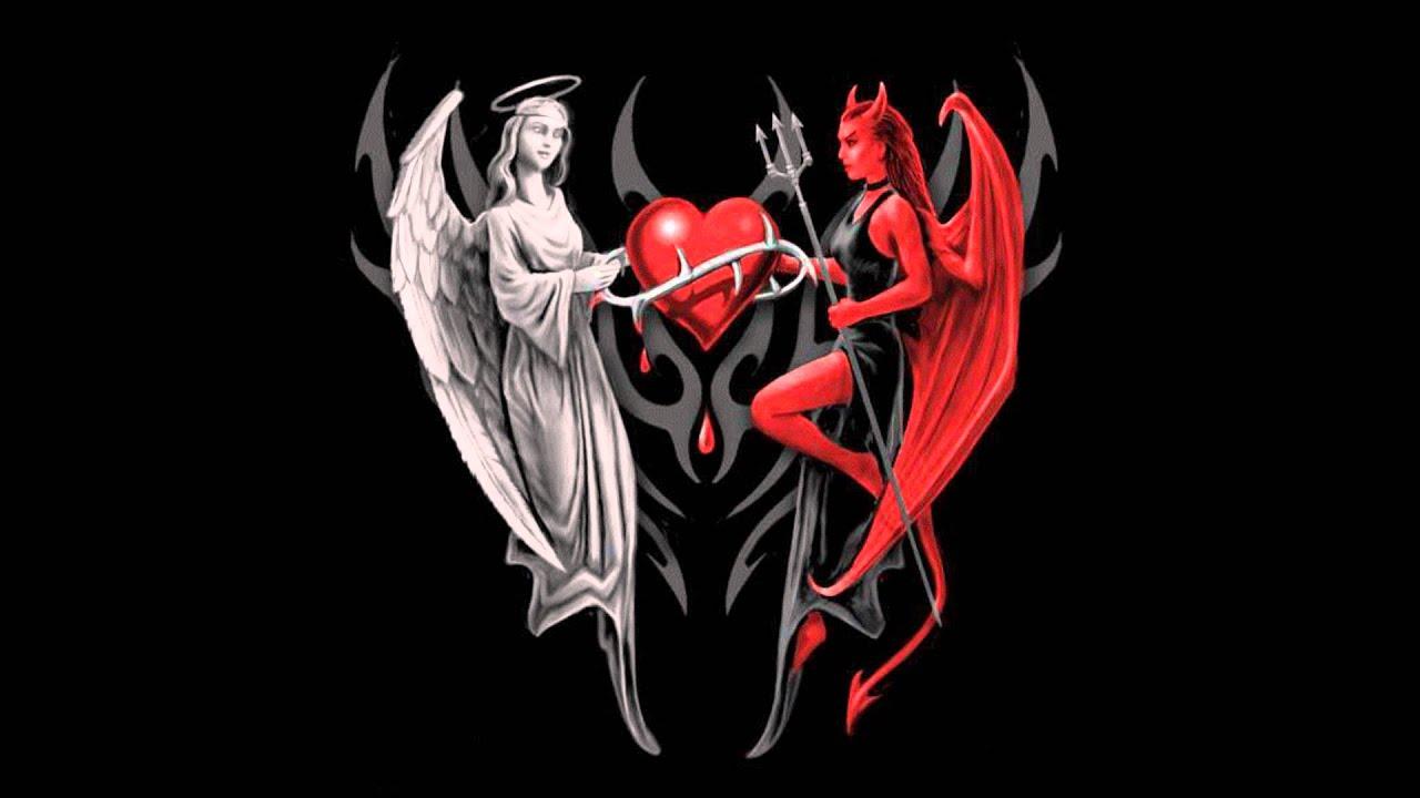 Engel Teufel Spiel