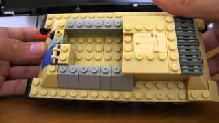 как сделать танк из лего видео бесплатно онлайн