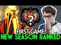 Miracle Ember Spirit First Game New Ranked Season Pro Tryhard 7 22 Dota 2 Audio(.mp3 .mp4) Mp3 - Mp4 Download