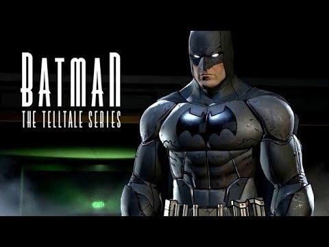 WE FINALLY GOT DOWN TO IT!   Batman Tell