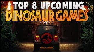 Top 8 Upcoming Dinosaur Games (For PC!)