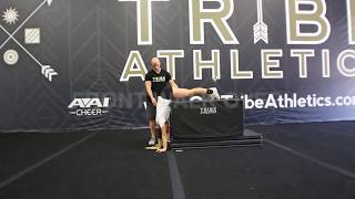 Front Walkover Drill