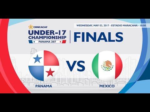 CU17PAN: Panama vs Mexico