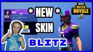 *NEW* NFL FOOTBALL FORTNITE SKIN!!!!