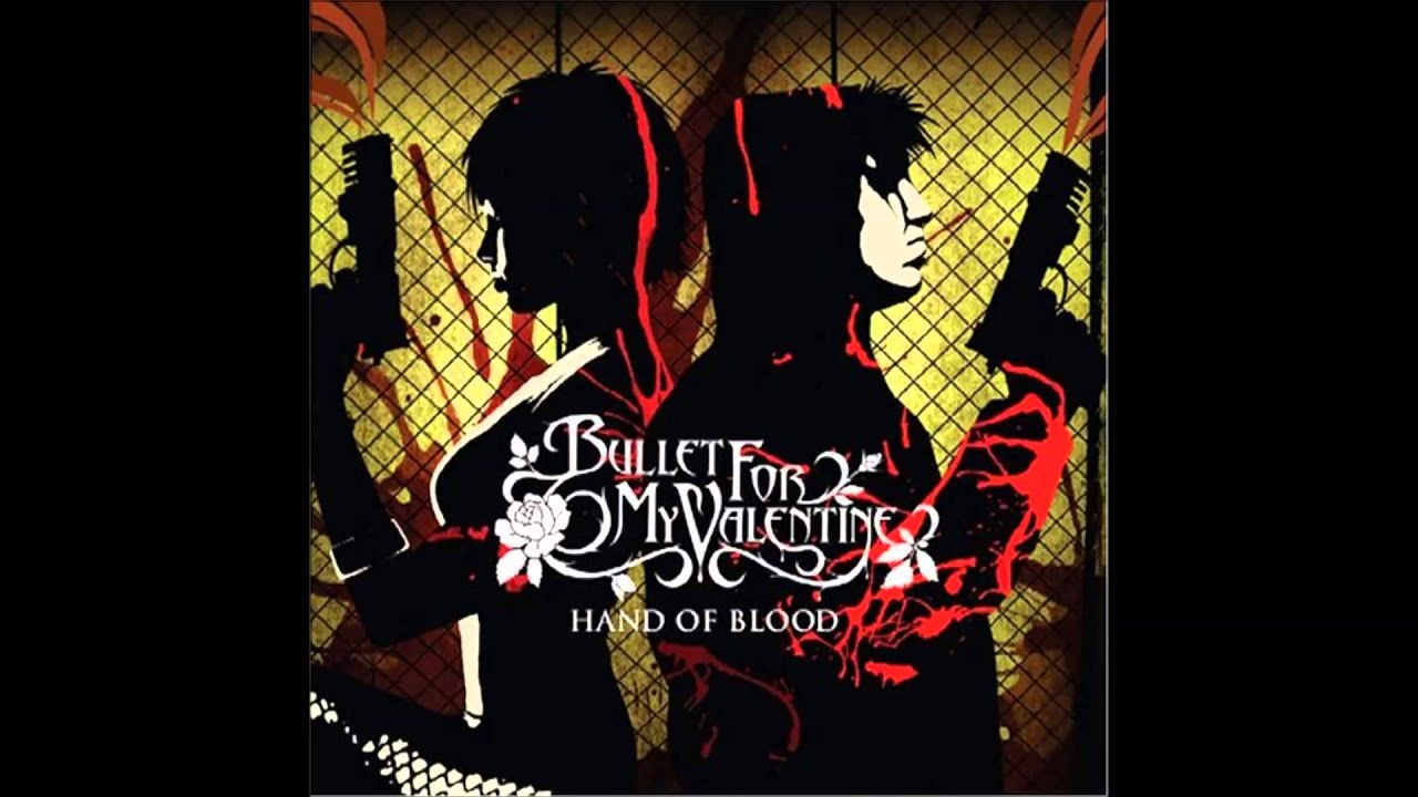Bullet For My Valentine Hand Of Blood EP E Standard