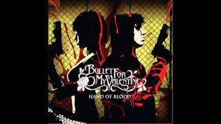 Bullet For My Valentine - Hand Of Blood EP (E Standard/Drop D)