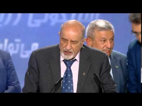 كلمة هيثم المالح رئيس اللجنة القانونية للائتلاف الوطني السوري