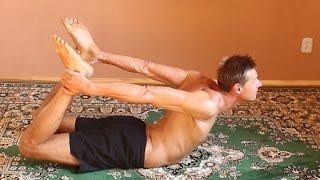 День 7: Качественный ПРЕСС + ТРИЦЕПС. Muscles of abdominal press + triceps.