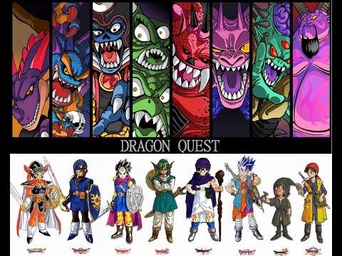 ドラゴンクエストシリーズ お気に入り戦闘曲メドレー+1