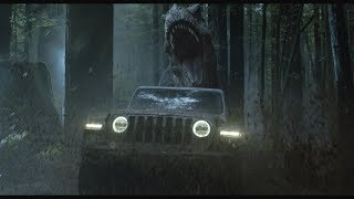 Official Jeep Super Bowl Commercial | Jeep Jurassic thumbnail